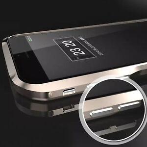 huge discount c5c6e 01929 Luxury Shockproof Aluminum Metal Bumper Frame Cover Case For iPhone ...