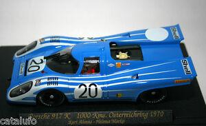 2019 DernièRe Conception Fly Ref. C56 Porsche 917k 1970 1/32 New Nuevo PosséDer Des Saveurs Chinoises
