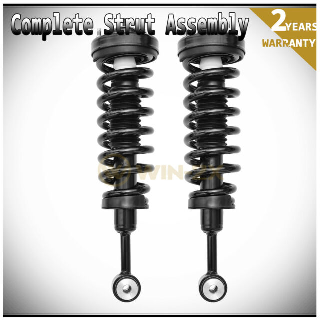 NEW Pair Set of 2 Front Monroe Strut and Coil Spring Kit For Ford Mustang 05-10