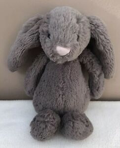 Jellycat-Small-Bashful-Truffle-Brown-Bunny-Rabbit-Soft-Toy-Comforter-Baby-Doudou