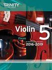 Violin Exam Pieces Grade 5 2016-2019 (Score & Part) by Trinity College London (Paperback, 2015)