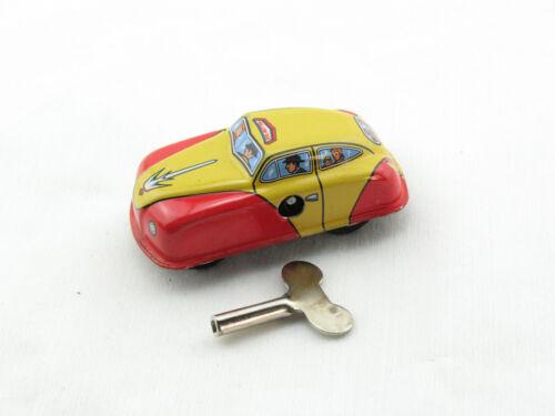 Auto Taxi aus Blech 7cm  4420644 Blechspielzeug