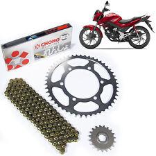 Honda CB750 F F1 77 GOLD Kit Heavy Duty O-Ring Chain and Sprocket