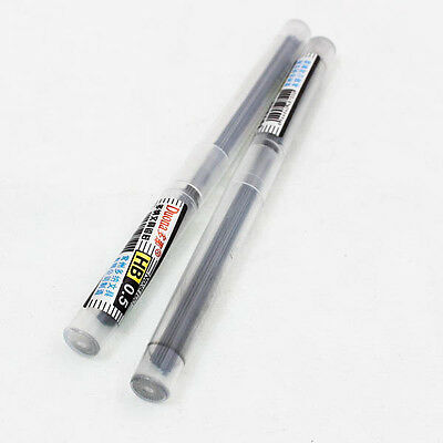 Wholesale HB Lead Refills Tube 0.5mm/0.7mm with Case for Mechanical Pencil A0837