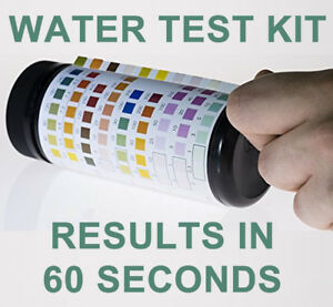 100 x Home Water Test Kit 14 in 1 (Free Delivery Australia)