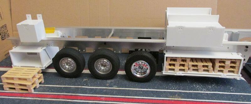 Pb130r-palettenstaubox RTR pour Carson Caravane H - 130/120 L X 46 H Caravane X 180 B b5ab9e