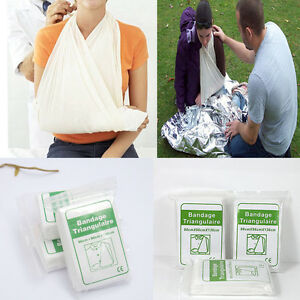 Medical-Bandage-Triangular-First-Aid-Bandage-Fracture-Fixation-Non-Woven-Gift