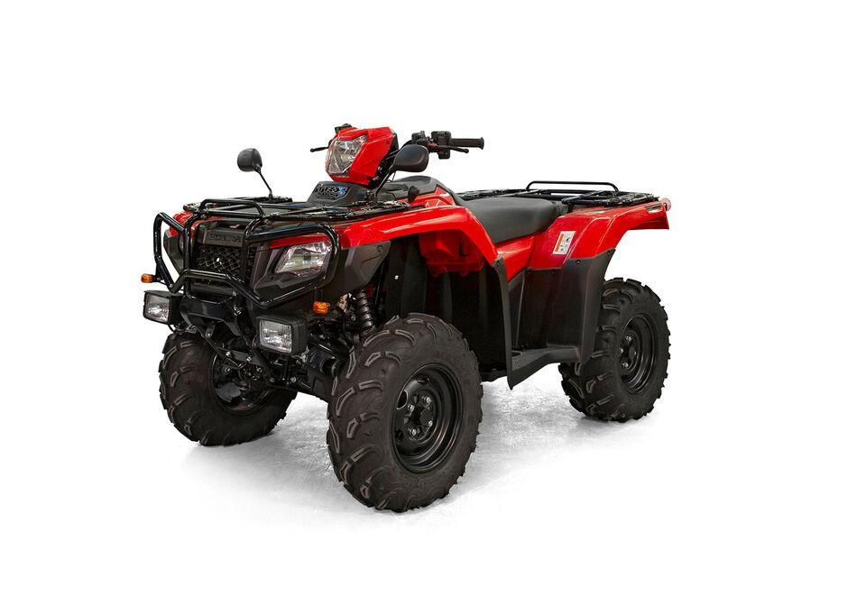 Honda, 2021, ccm 520