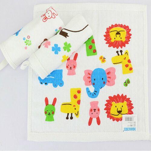 Baby belt hook gauze square towel IL