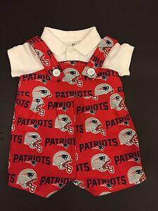 NFL Cincinnati Bengals Baby Infant Toddler Boys Jumper Overalls *You Pick Size*