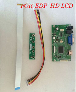LCD LED Controller Driver Board kit for N156HGE-EA2 EDP TV+HDMI+VGA+USB