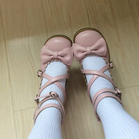 Sweet Lolita Tea Party Shoes