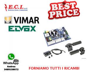 Elvox-Vimar-RA98-Satz-Umruestsatz-Card-Tore-Gleitend-12V-cc-ab-Zc-25