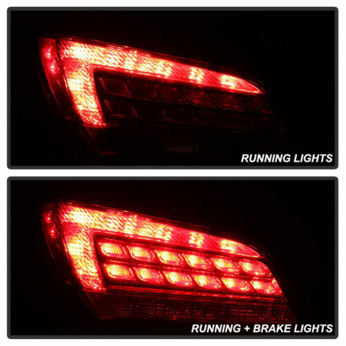 Driver Side Buick 14-16 LaCrosse Red LED Rear Tail Brake Light Left