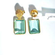 Julie Vos Women's D'argent Cap And Post Earrings