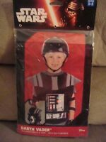 Bell Star Wars Darth Vader Bicycle Vest Child Size For Ages 5-8 Free Ship