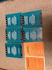 2001 Chrysler Town & Country Caravan Voyager Service Shop Manual Set LOTS OEM
