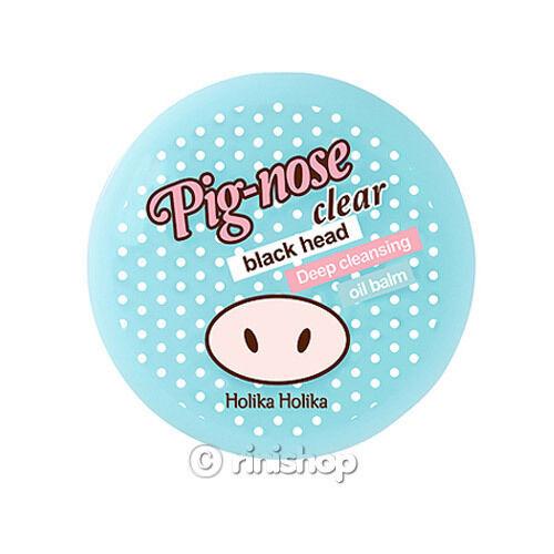 [Holika Holika] Pig-nose Clear Black Head Deep Cleansing Oil Balm 25g Rinishop