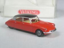 selten: Wiking Serienmodell Citroen ID 19 rot-schwarz in OVP