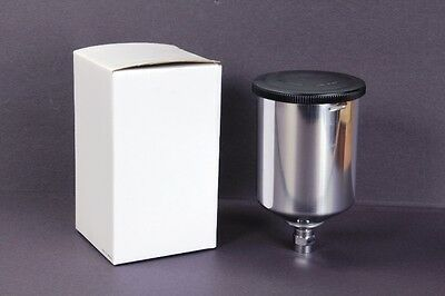 200cc All Stainless Steel Gravity Cup for QS-125WB Detail Gun