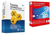 tune up 2013 1 user &OCShield Encrypted Internet 2012, 3 PC 1 Year License n+s