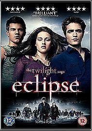 1 of 1 - Twilight Saga - Eclipse (DVD, 2010) new and sealed freepost
