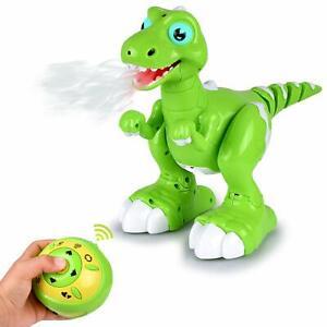 Abco-Tech-Remote-Control-RC-Robot-Dinosaur-Toy-Smart-Sensing-Girls-Boys-Kids