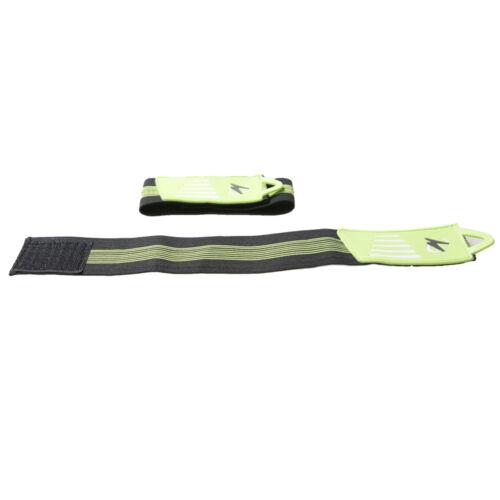 4 pcs Green Bike Bicycle Leg Pants Savers//Protectors Band Straps 300mm