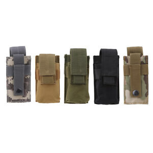 Outdoor-Bag-Torch-Case-Flashlight-Pouch-Portable-Small-Camouflage-Molle-Bags-BB