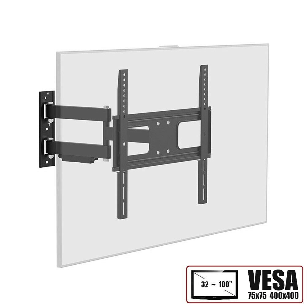 Outdoor TV Wall Mount Bracket Full Motion 32 40 42 47 50 55