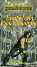 Forgotten Realms Nobles: Escape from Undermountain Bk. 3 by Mark Anthony (1996, Paperback)