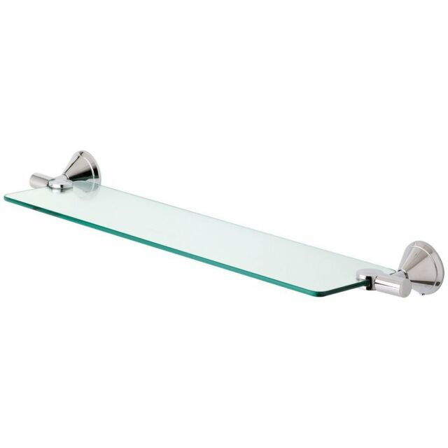 Phoenix Lexi LE50410C Glass Shelf Chrome