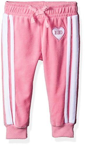 XOXO Toddler Girls Velour Pant Pick SZ//Color.