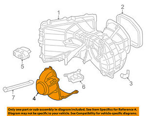 image is loading audi-oem-07-15-q7-blower-motor-4l1820021b