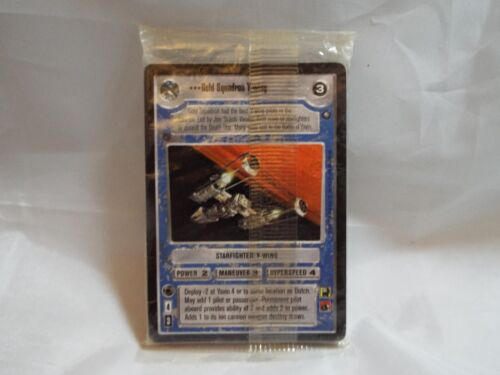 OTSD SET OF 18 LIMITED CARDS STAR WARS CCG OFFICIAL TOURNAMENT SEALED DECK