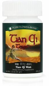 Plum-Flower-Tian-Qi-Teapills-Tian-Qi-Wan-200-ct