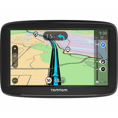 "TOMTOM Start 52 UK 5"" Sat Nav - with UK & ROI Maps - Currys"