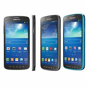 UNLOCKED-AT-amp-T-BLUE-Samsung-Galaxy-S4-S-IV-i537-Active-16GB-4G-LTE-5-034-8MP-Android