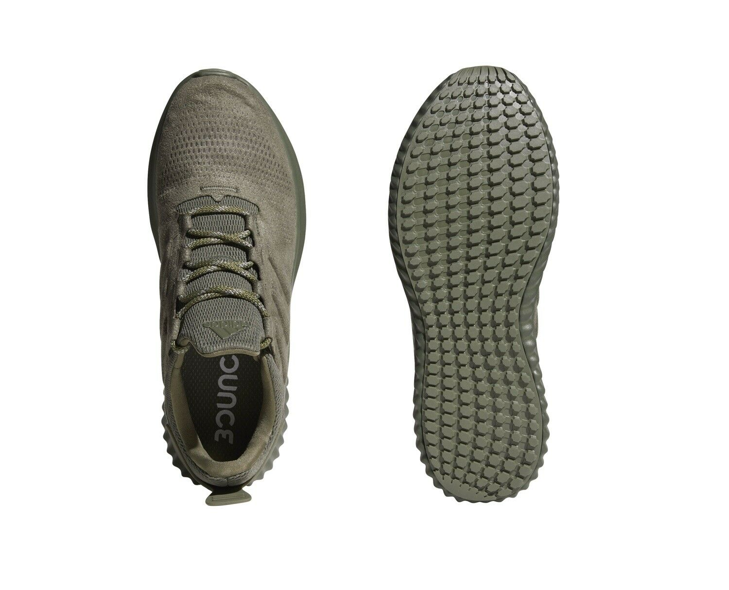 9f96578ceec6 adidas Alphabounce CR M Cg4572 Olive Green DS Size 9 for sale online ...