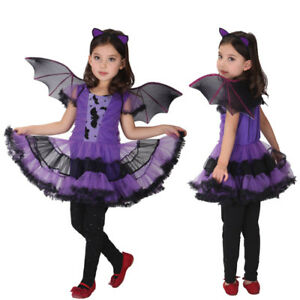 Elegant Image Is Loading Toddler Kids Baby Girl Halloween Clothes Costume Dress