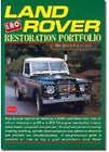 Land Rover Restoration Portfolio by R M Clarke (Paperback, 2001)