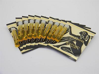 10 x habanita de molinard vial sample edp 1ml fl oz with card ebay