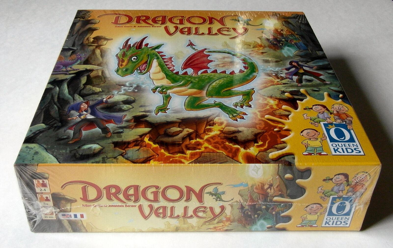 Dragon Valley - Queen Games - 2014
