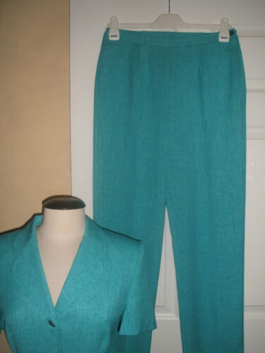 BNWT Ladies Trousers Suit Size 10 Eastex Was £150 Now £29.99