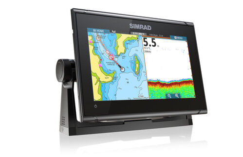 Simrad GO9 Xse 9   Plotter No Ducer C-Map Insight Pro Simrad 000-13210-001  with cheap price to get top brand