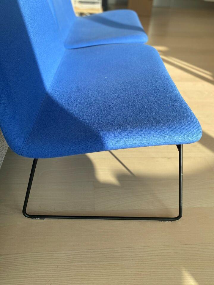 Paustian, Spinal Chair 80, blå