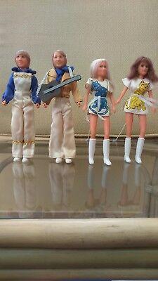 Abba dolls, Original Set