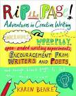 Rip the Page!: Adventures in Creative Writing by Karen Benke (Paperback, 2010)