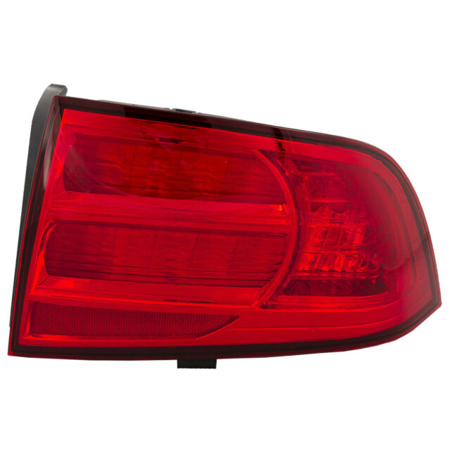 Tail Light Assembly Right TYC 11-6445-00 Fits 2009 Acura