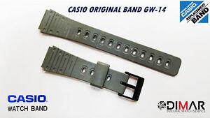 Vintage Casio Original Band/Bracelet GW-14 NOS